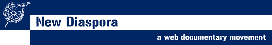New Diaspora banner