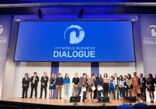 Disruptive Thoughts from World Business Dialogue 2014