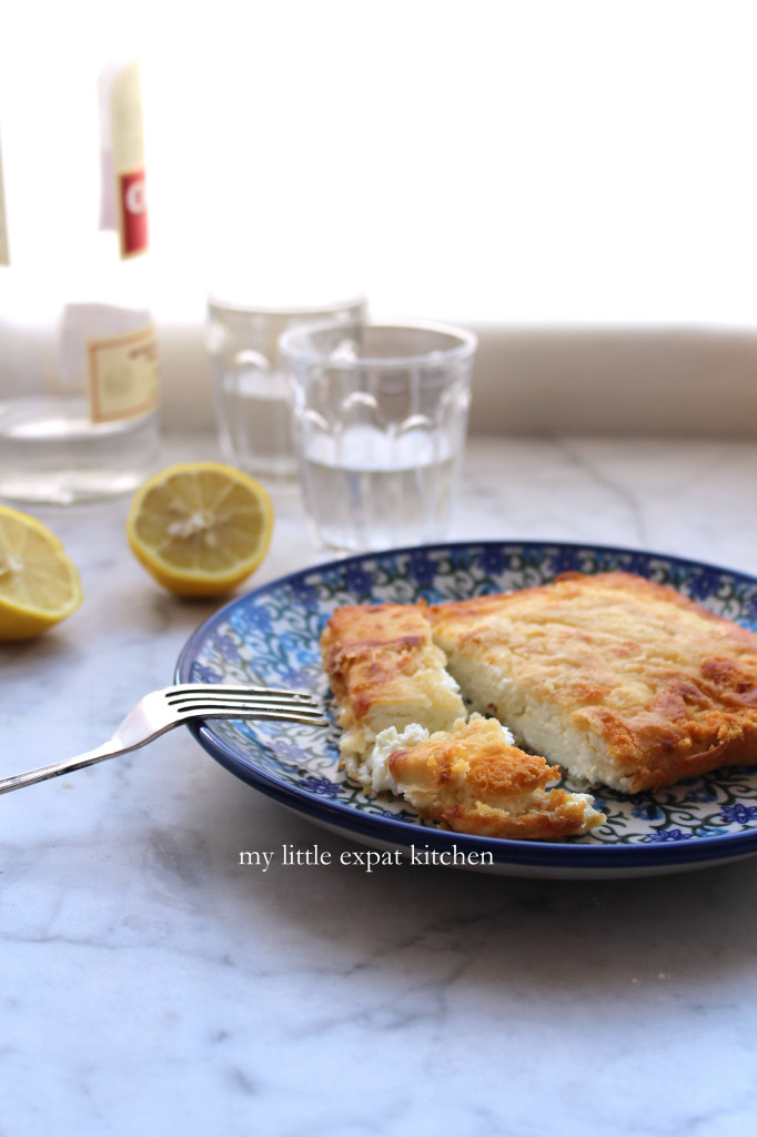 My Little Expat Kitchen_feta saganaki