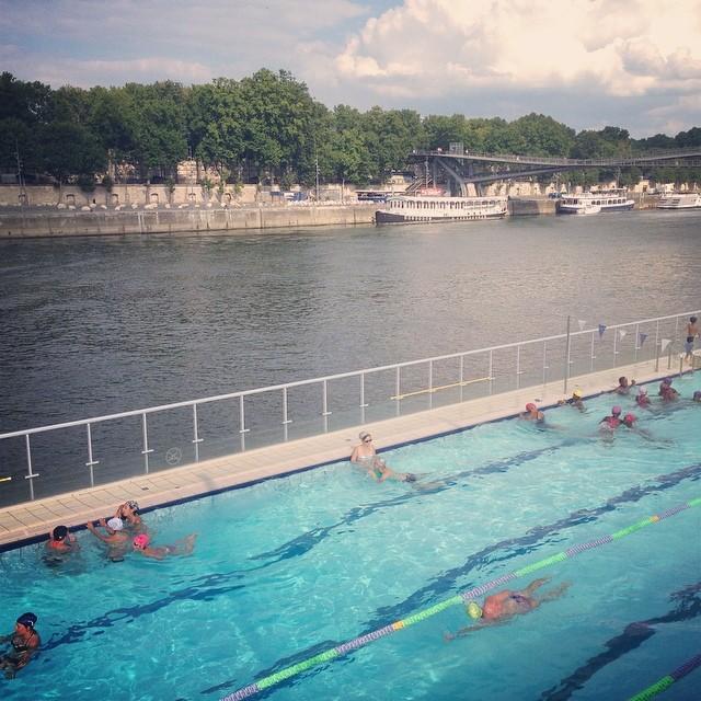 New diaspora the summer of new diaspora for Josephine baker pool paris