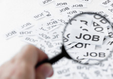 When looking for a job, the most important thing is not finding one