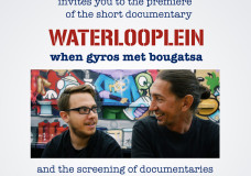 New Diaspora meetup and documentary premiere in Amsterdam