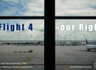 Flight 4 our Right
