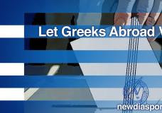 Let Greeks Abroad Vote