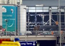 Brussels under attack