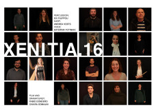 Xenitia.16, a concert-documentary in Amsterdam