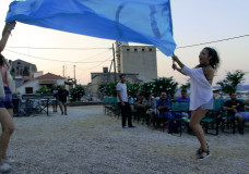 My very own Greek summer: Symbiosis Lesvos Arts Festival