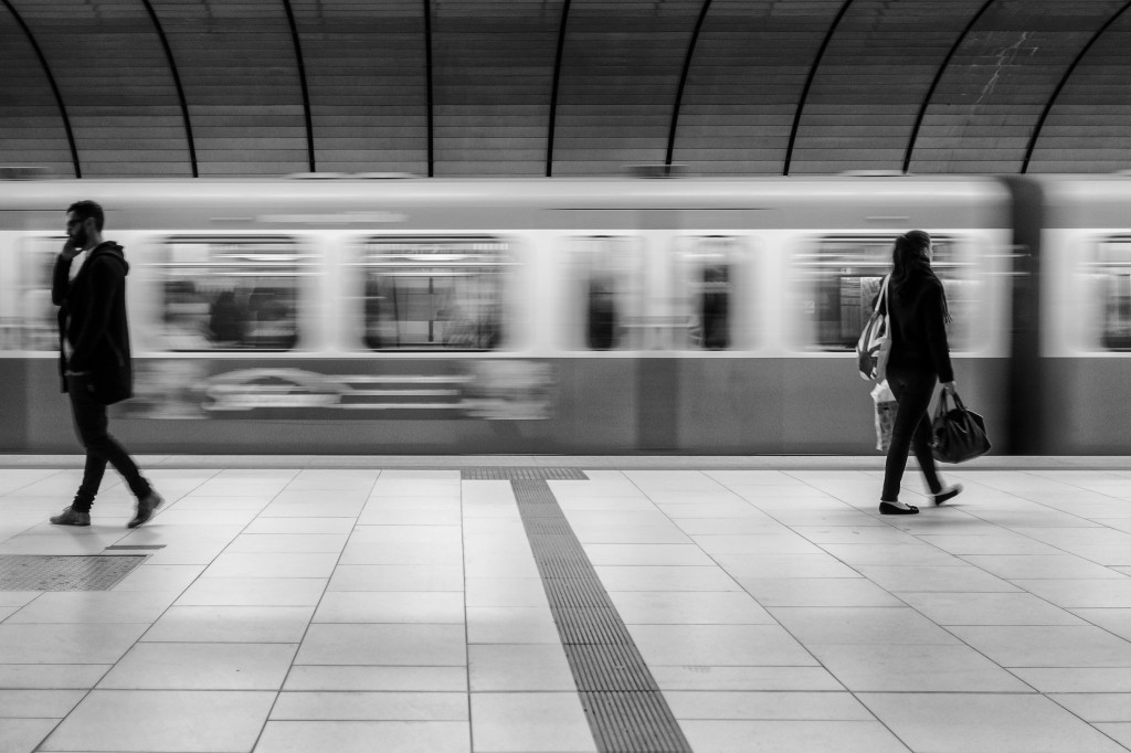 Munich metro-Flickr