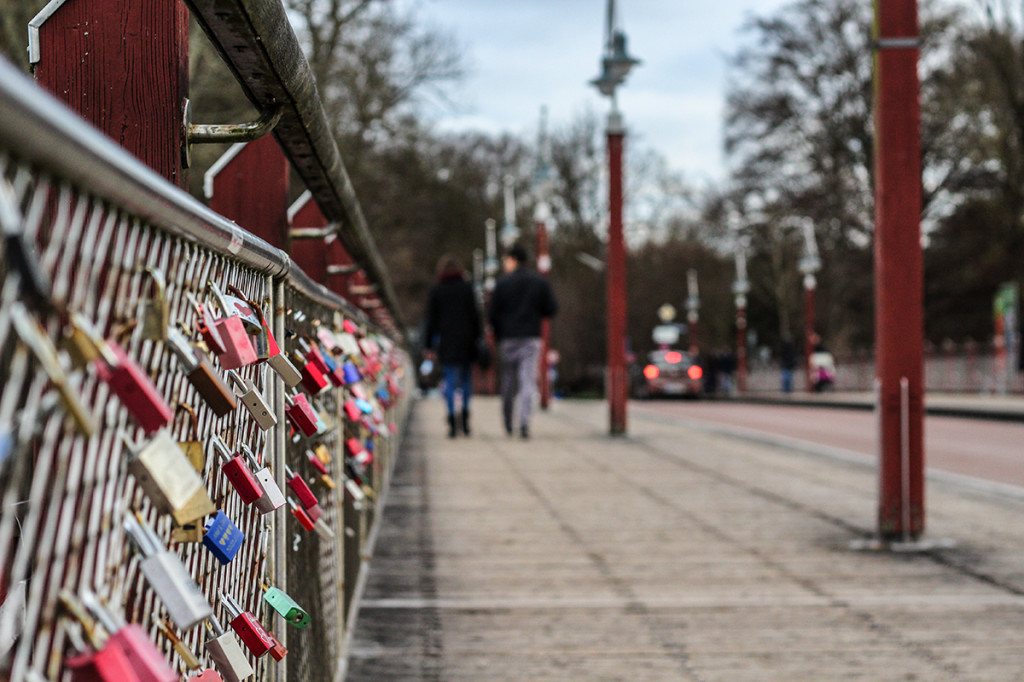 love locks-Munich