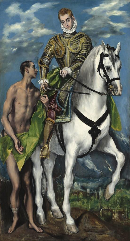 El Greco-San Martín